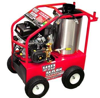 VIDHAM Commerciale gazoline et diesel à l'eau chaude