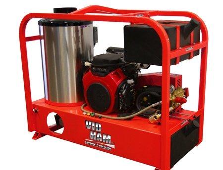 VIDHAM Industriel gazoline à l'eau chaude