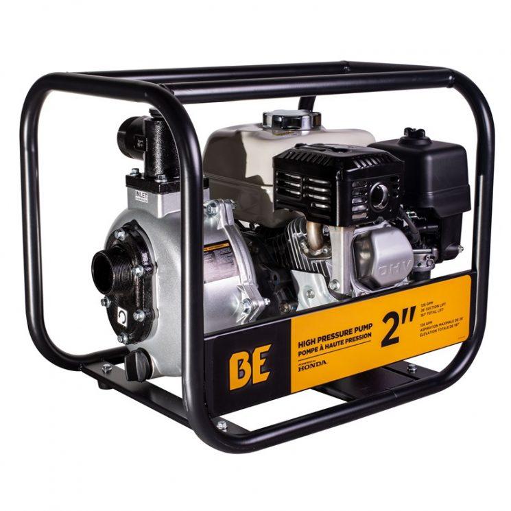 "BePower 2"" High Pressure Pump"