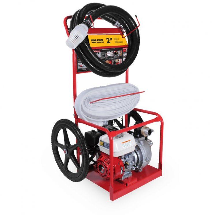 """BePower 2"""" Fire Cart"""