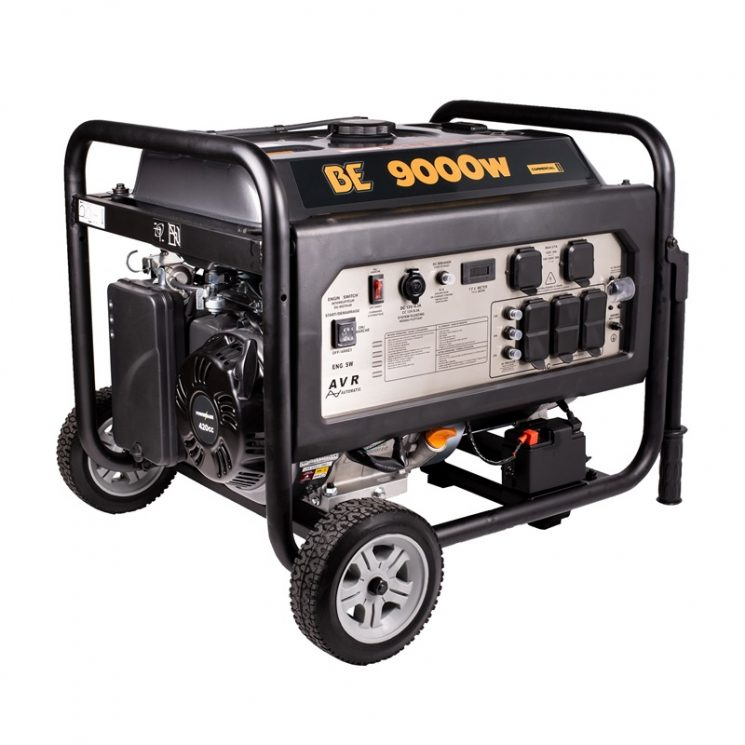 BePower 9000 Watt Generator (Sold in US)