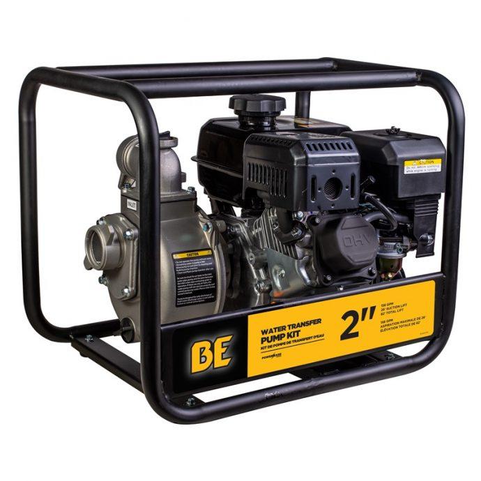 BE power 2″ Water Transfer Pump Kit