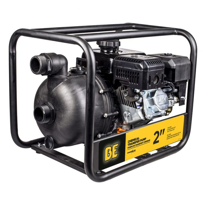 BE power 2″ Chemical Transfer Pump