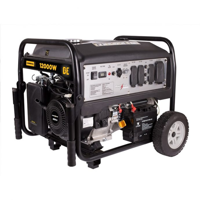 BE power 12000 Watt Generator