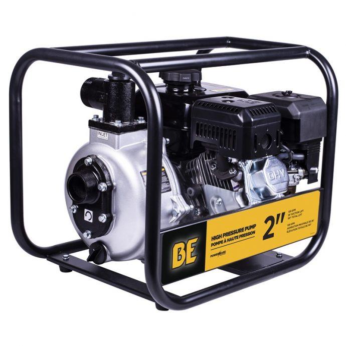 BE power 2″ High Pressure Pump