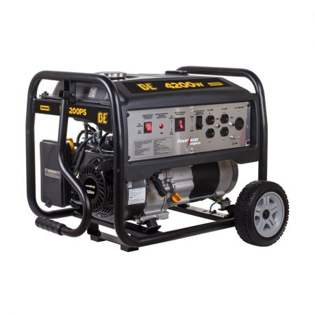 BePower 4200 Watt Generator