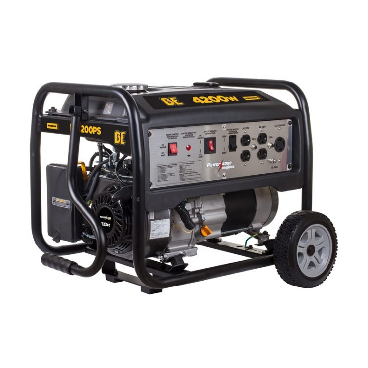 BePower 4200 Watt Generator