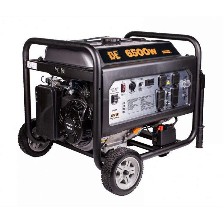 BePower 6500 Watt Generator