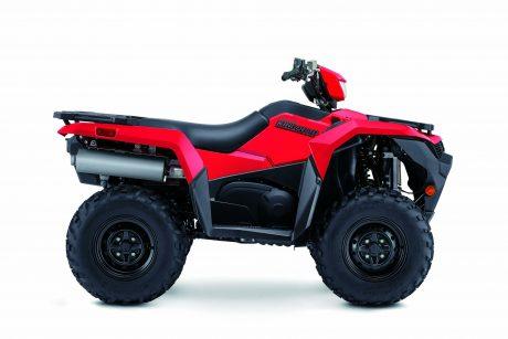 Suzuki KINGQUAD 500XP 2021