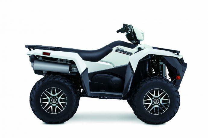 Suzuki KINGQUAD 500XPZ 2021