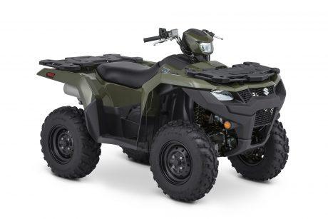 Suzuki KINGQUAD 500XP LT-A500XP Terra Vert 2022