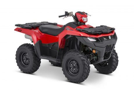 Suzuki KINGQUAD 500XP LT-A500XP Rouge Flamme 2022