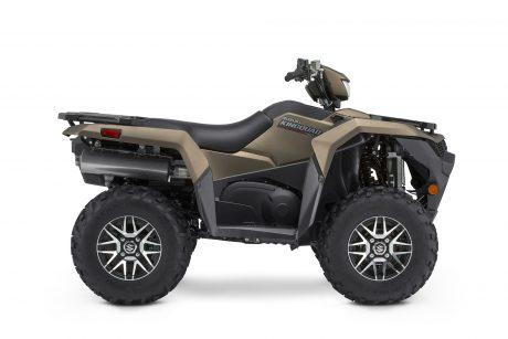 Suzuki KINGQUAD 750XPZ LT-A750XPZS Colorado Bronze Matte, Roues Mag 2022